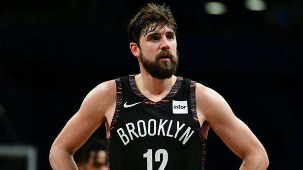 maillot basket Brooklyn Nets