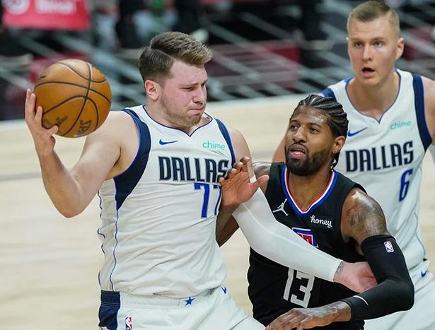 Doncic 39 points, Leonard a coupé 41 points, le Lone Ranger bat à nouveau les Clippers